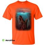 Jaws Denver Broncos T Shirt