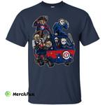 The Massacre Machine Texas Rangers T Shirt