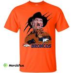 Freddy Denver Broncos T Shirt