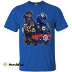 The Massacre Machine Chicago Cubs T Shirt