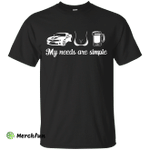The Grand Tour: My needs are simple shirt, hoodie, sweater