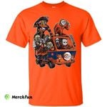 The Massacre Machine Denver Broncos T Shirt