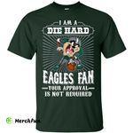 Taz Devil Philadelphia Eagles T Shirt