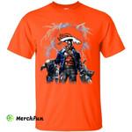 Guns Denver Broncos T Shirt