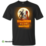 Jack and Sally: Halloween is my Christmas shirt, hoodie, tank