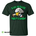 Save An Eagle Philadelphia Eagles T Shirt