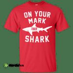 Barron Trump: On Your Mark Shark t-shirt, tank top