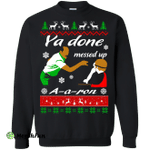 Substitute teacher ugly sweater, hoodie, tank