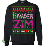 Invader Zim ugly Christmas sweater, long sleeve, shirt