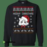 Meowy Christmas Sweater, Shirt, Hoodie