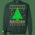 Chemistry Tree Christmas Sweater, Shirt, Hoodie: Chemist Tree