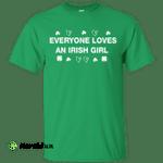 Gilmore Girls: Everyone Loves An Irish Girl Shirt, Hoodie, Tank