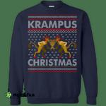 Krampus Christmas Sweater, Shirt, Hoodie