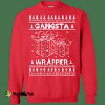 Christmas sweater: Gangsta Wrapper shirt, Hoodie