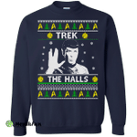 Star Trek: Trek The Halls Sweater, Shirt, Hoodie
