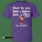 Master Has Given Dobby A Diploma Dobby shirt, sweater, tank