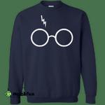 Harry Potter Sweater Lightning Glasses Sweatshirt