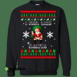 I feel like Santa Christmas sweater, shirt, hoodie