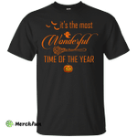It's the most wonderful time of the year pumpkin shirt, hoodie