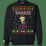 Invader Zim Christmas sweater, hoodie, long sleeve