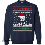 Donald Trump Make Christmas Great Again Sweater, Shirt