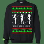 Ho Ho Ho Santa's Helpers Christmas Sweater, Hoodie