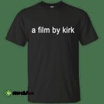 A film by kirk t-shirt, sweatshirt: #teamkirk gilmore girls