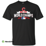 Chicago Cubs not my World Champs Shirt, Hoodie, Tank