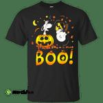 Snoopy and Charlie Brown Boo Halloween shirt, hoodie, tank