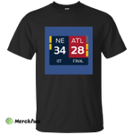 NE 34 ATL 28 OT Final shirt, hoodie, tank