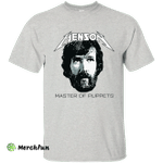 Henson Master of puppets t-shirt, hoodie, long sleeve
