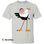 Junior Junior, the Baby Tulip Pigeon Toady Hunter Shirt