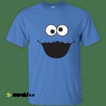 Sesame Street Cookie Monster face t-shirt, hoodie, LS