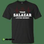 Team Salazar Lifetime member t-shirt, hoodie