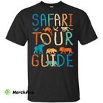 Safari Tour Guide Costume shirt t shirt