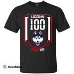 UConn Huskies 100 Wins Shirt, Hoodie, Tank