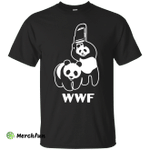 WWF Panda Bear wrestling shirt, tank, hoodie