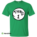 Thing 1 Dr Suess youth shirt, hoodie