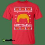 Merry Christmas Trump T-shirt, Hoodie, Tank
