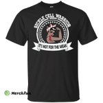 Sickle Cell warrio funny shirt t shirt