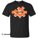 San Francisco Giants Autism shirt t shirt