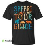 Safari Tour Guide Costume shirt t shirt