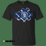 San Diego Padres Autism shirt t shirt