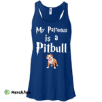 My Patronus is a Pitbull Shirt, Hoodie, Tank