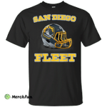 San Diego Football Fleet Shirt t shirt