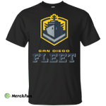 San Diego fleet funny shirt t shirt