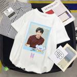 BTS Army BT21 Cute T shirt Mug RM And Baby Koya