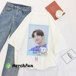 BTS Army BT21 Cute T shirt Mug J hope Hobi And Baby Mang
