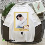 BTS Army BT21 Cute T shirt Mug Jimin and Baby Chimmy