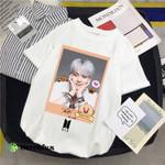 BTS Army BT21 Cute T shirt Mug Suga And Baby Shooky